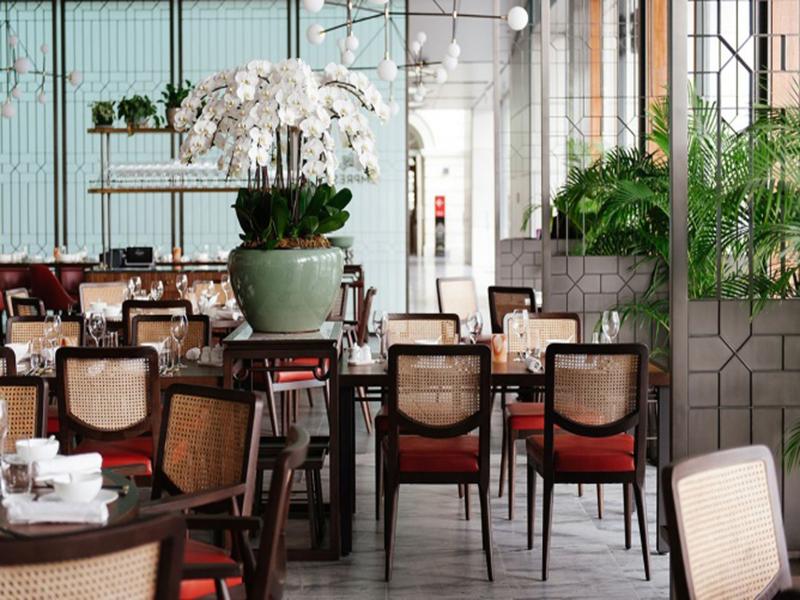 上榜装修公司:餐厅设计创意灵感 从何而来?
