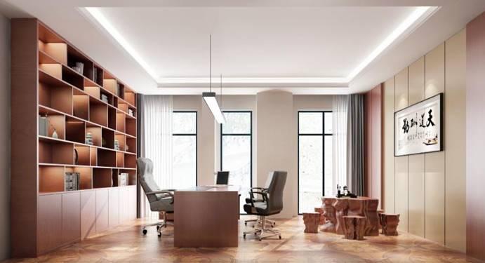 好的办公室装修设计应该让员工舒适